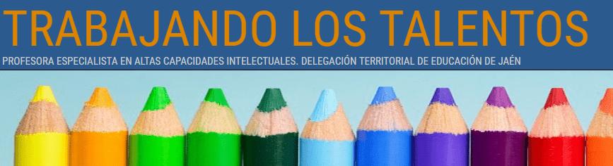Blog Profesora Especialista Intervención