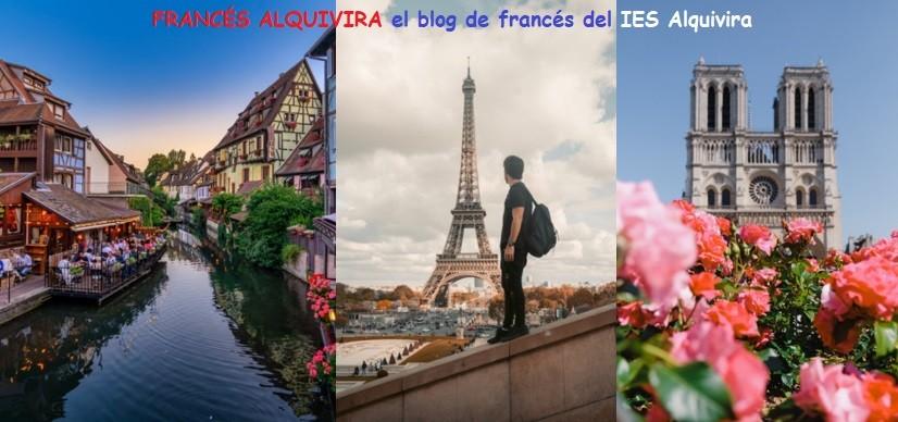 Blog de francés del IES Alquivira