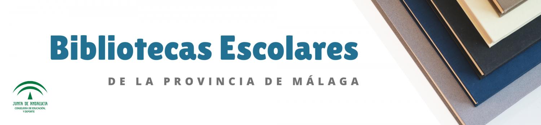 Becrea. Bibliotecas Escolares de la Provincia de Málaga