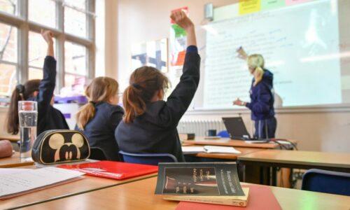 Teacher trainees cash incentives