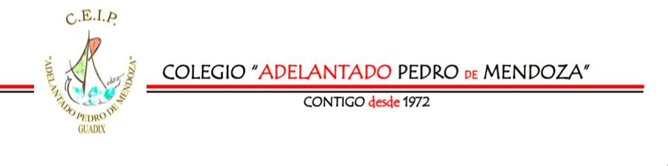 CEIP Adelantado Pedro de Mendoza