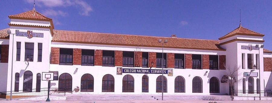 Ceip Cervantes. Alcalá de Guadaíra
