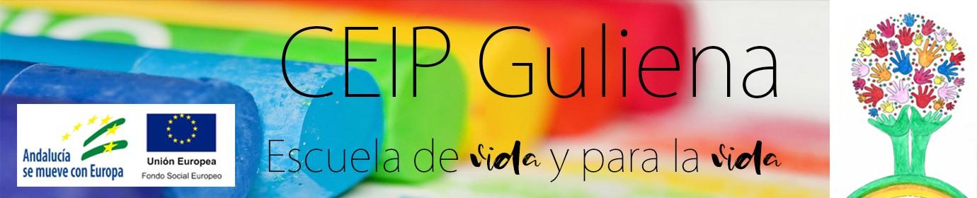 C E I P GULIENA. Guillena
