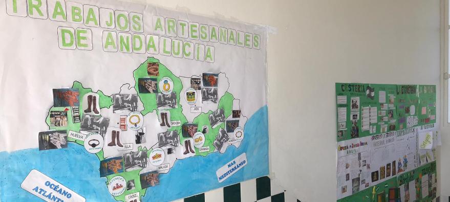 Murales del día Andalucía