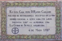 Ramón Carande