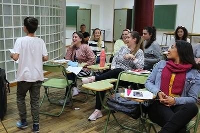 Schoolcor Café Artículo Universidad de Málaga