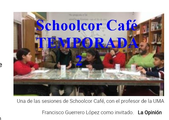 Canal Video Schoolcor Café Temporada 2