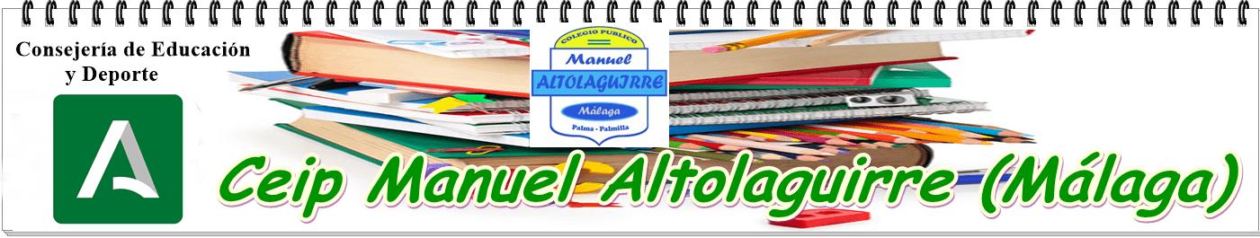 CEIP Manuel Altolaguirre