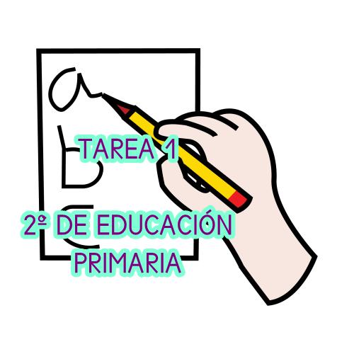TAREA 1 DE  2º DE EDUCACIÓN  PRIMARIA