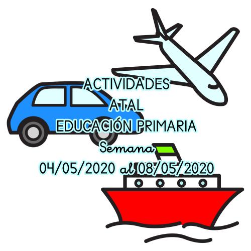 ACTIVIDADES DE ATAL (04/05/2020 al 08/05/2020)
