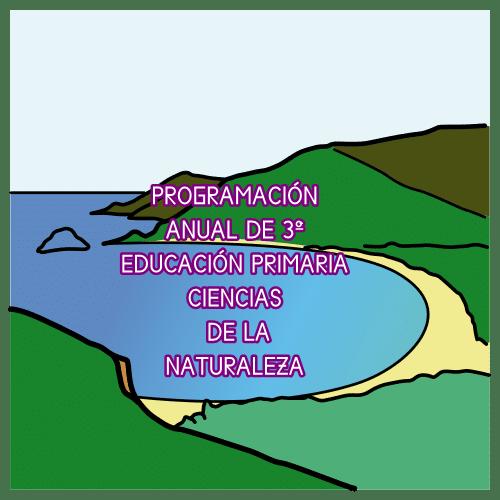 PROGRAMACIÓN ANUAL 3º ED. PRIMARIA CIENCIAS DE LA NATURALEZA