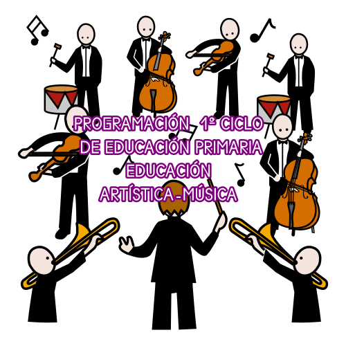 PROGRAMACIÓN 1º CICLO DE ED. PRIMARIA. EDUCACIÓN ARTÍSTICA-MÚSICA