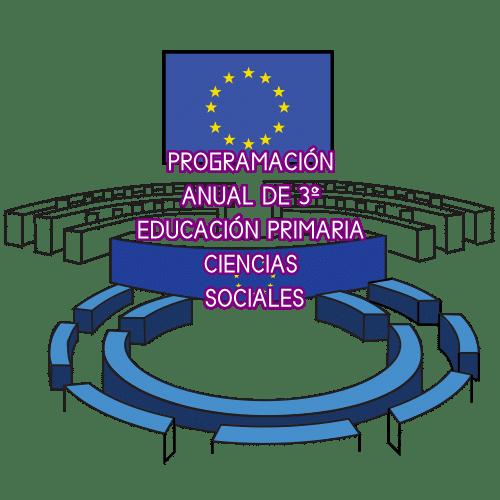 PROGRAMACIÓN ANUAL 3º ED. PRIMARIA CIENCIAS SOCIALES