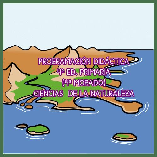 PROGRAMACIÓN DIDÁCTICA CIENCIAS DE LA NATURALEZA 4º ED. PRIMARIA