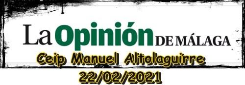 OPINIÓN DE MALAGA 22/02/2021