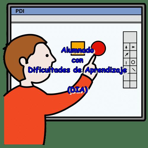 ALUMNADO CON DIFICULTADES DE APRENDIZAJE