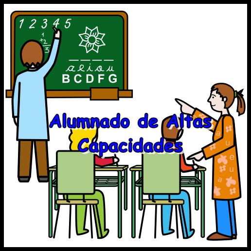 ALUMNADO DE ALTAS CAPACIDADES