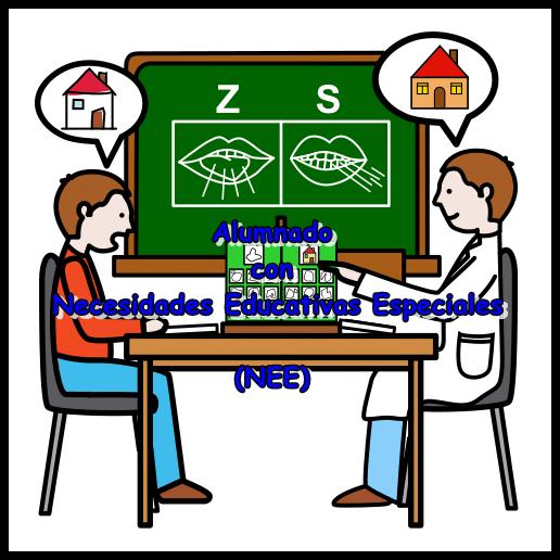 ALUMNADO CON NECESIDADES EDUCATIVAS ESPECIALES