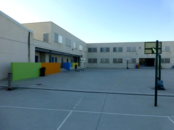 Patio primaria