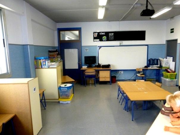 Aula de educación especial 1