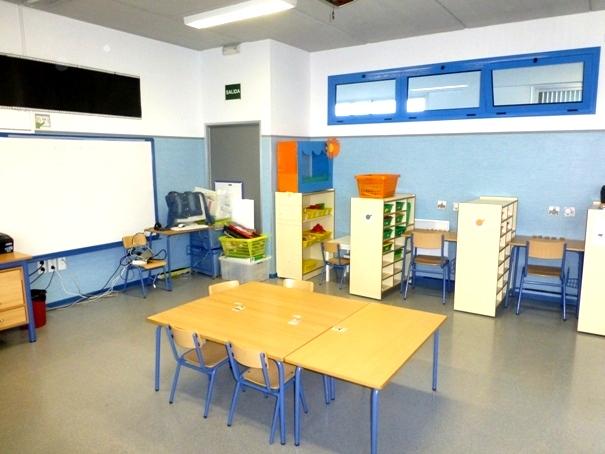 Aula de educación especial 2