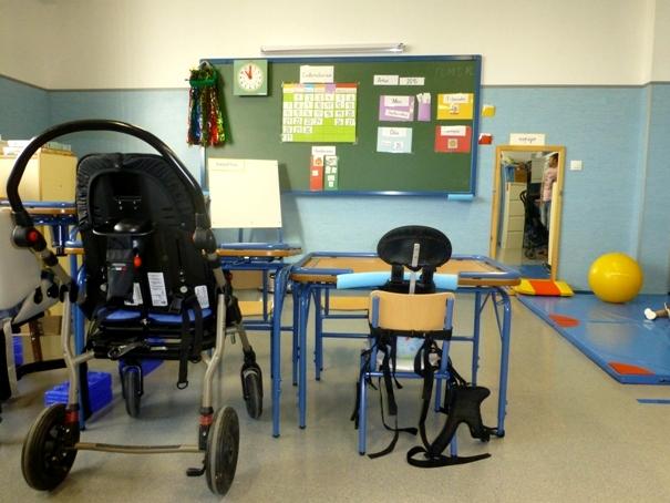 Aula de educación especial 3