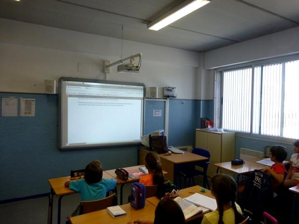 Aula de primaria 2