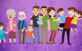 15 de mayo Día internacional de las familias