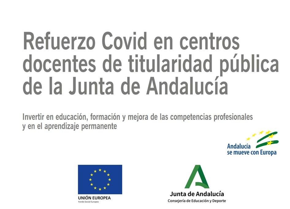 Refuerzo COVID 2020/2021