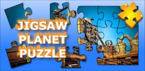 Jigsaw Planet Puzzles