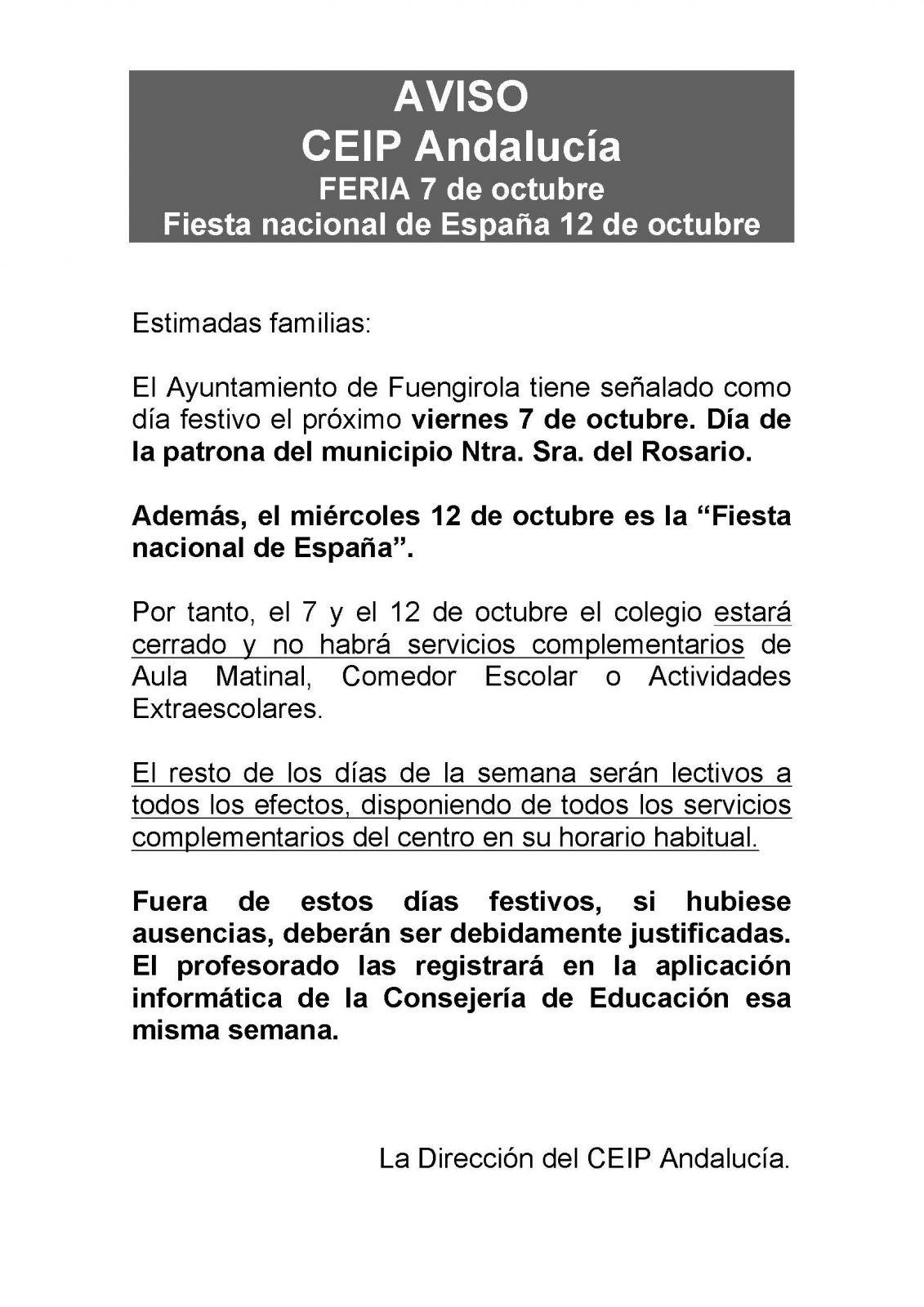 Nota Feria 2016