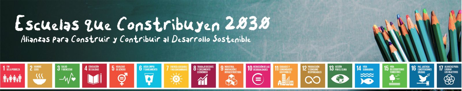 Escuelas que Constribuyen 2030