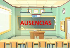AUSENCIAS