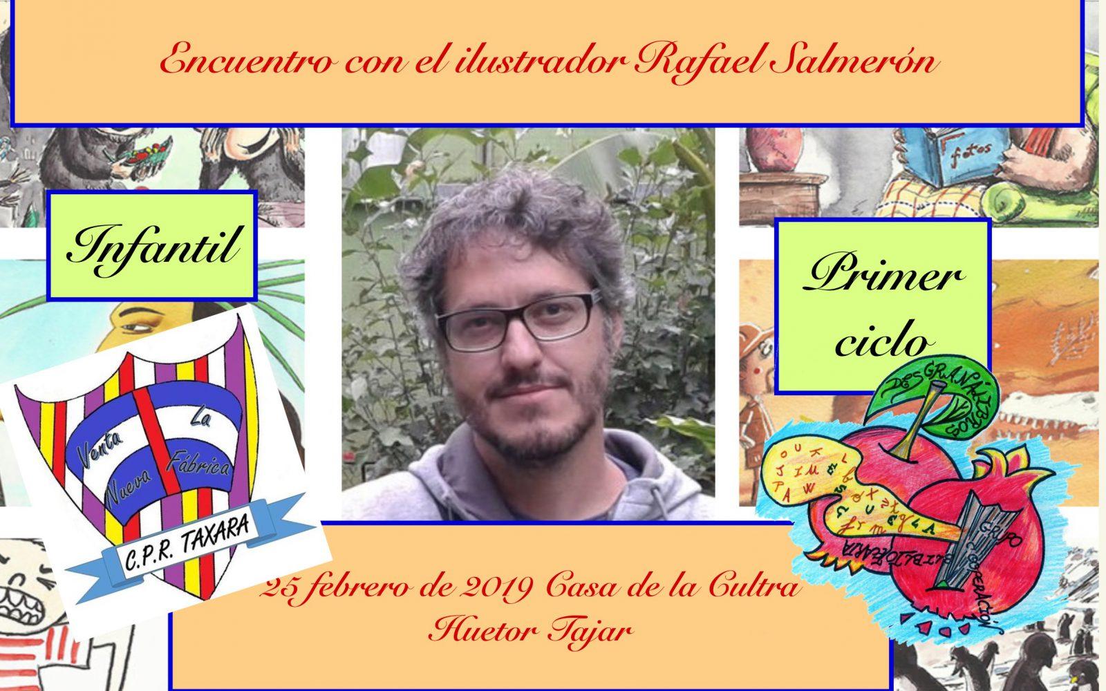 Encuentro de Infantil y primaria. Rafael Salmerón.