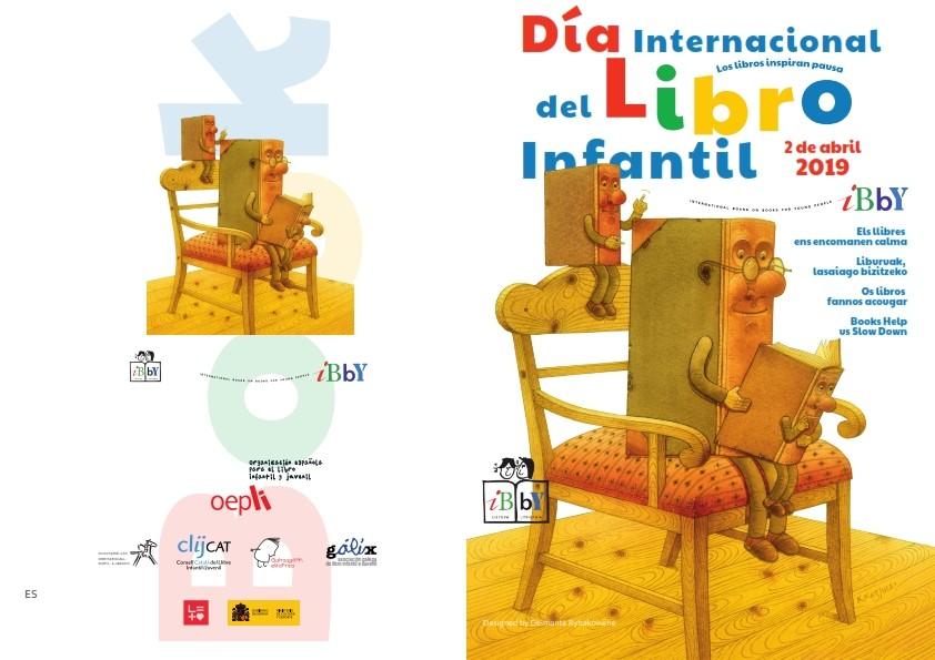 2 de abril, Día Internacional de la literatura Infantil
