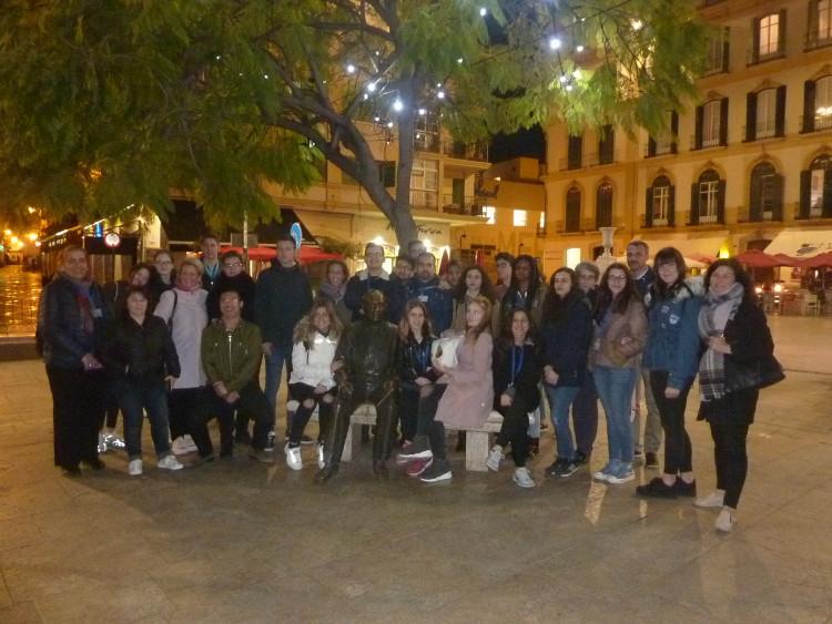 08 Visita Málaga