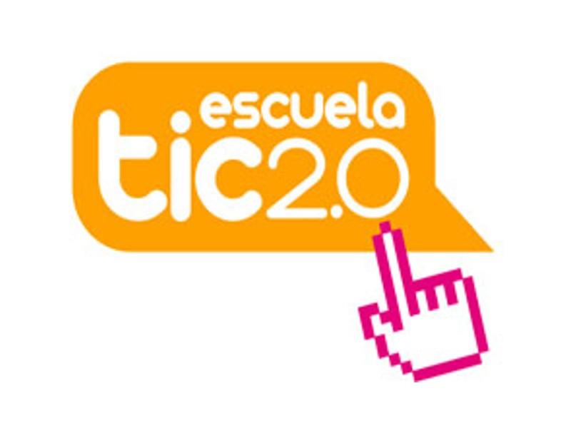 imagen del logo de escuela tic 2.0