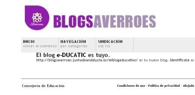 imagen del blogsaverroes
