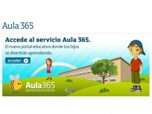 imagen del logo de portada de movistar aula_365