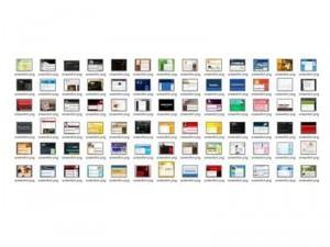 imagen de varios temas en miniatura