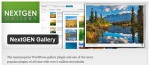imagen del plugin NextGEN Gallery