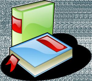 imagen de dos libros