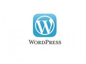 imagen del logo de wordpress