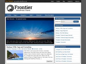 imagen del tema frontier