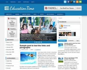 imagen del tema Education-Time