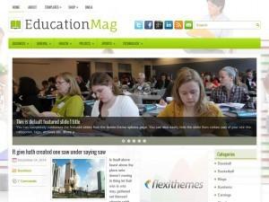 imagen del tema educationmag