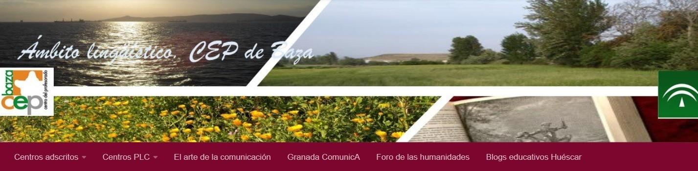 Blog del Ámbito Lingüístico. CEP