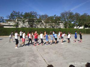Mis retos de Educación física