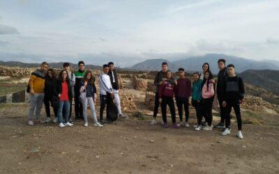 Visita a Los Millares