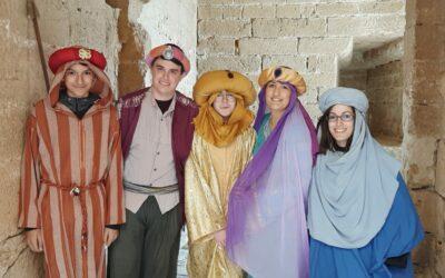 Visita Teatralizada a la Alcazaba